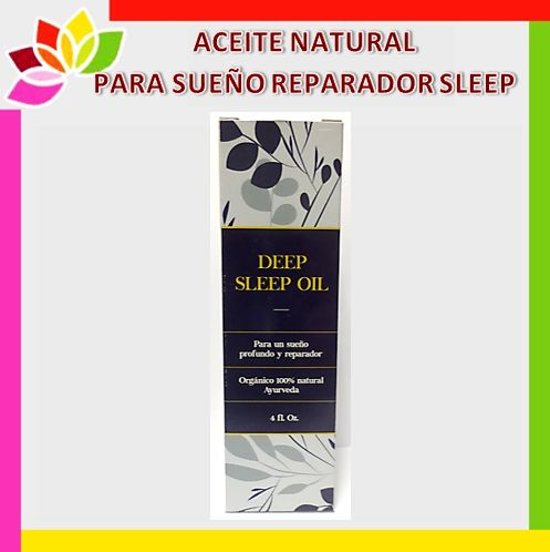 Lingua - Aceite natural Deep Sleep
