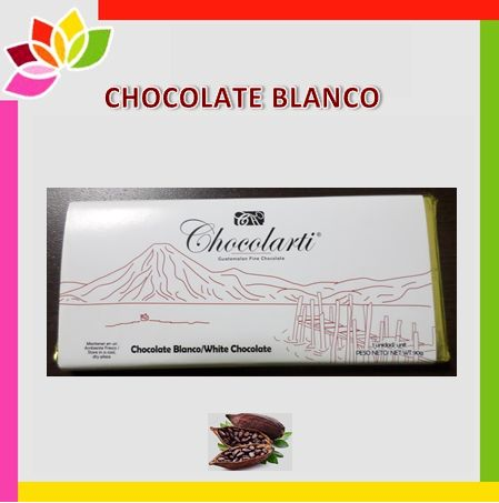 Lingua - Chocolate blanco