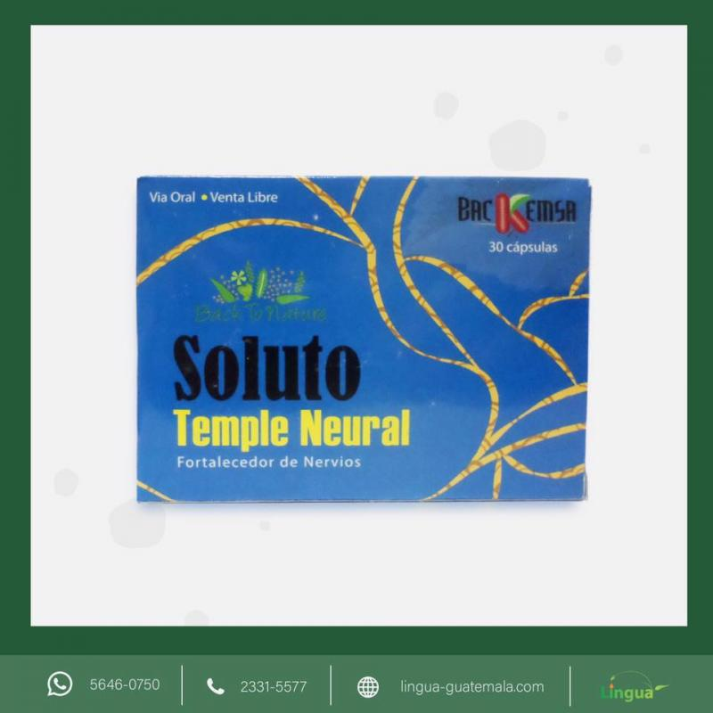 Lingua - Soluto Temple neural natural