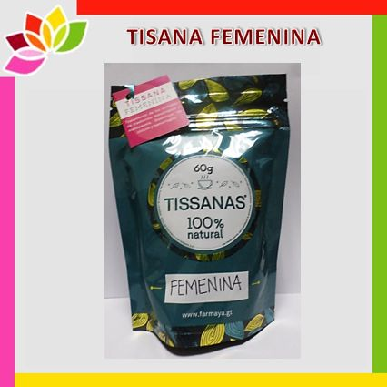 Lingua - Tisana femenina natural